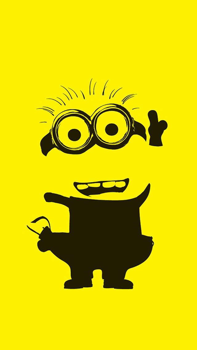 Minions Love Wallpaper For Iphone : Minion iPhone Wallpaper HD - WallpaperSafari