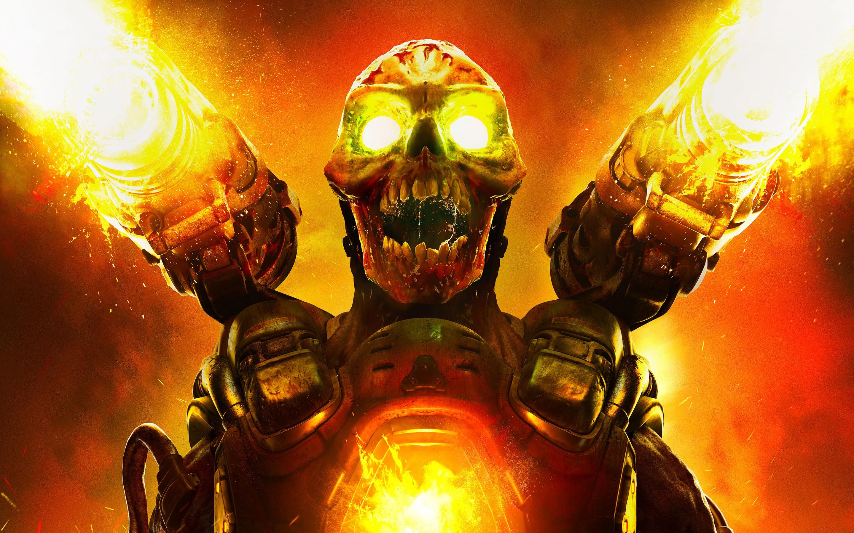 Doom 2016   Wallpaper   Wallpaper Style 2880x1800