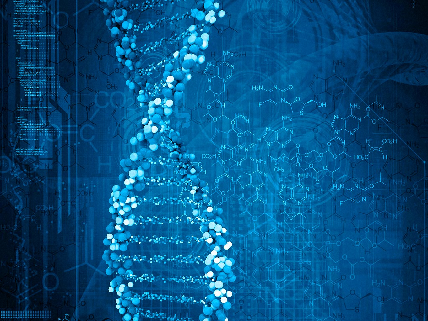 Dna Wallpaper Wallpapers HD Quality 1363x1024