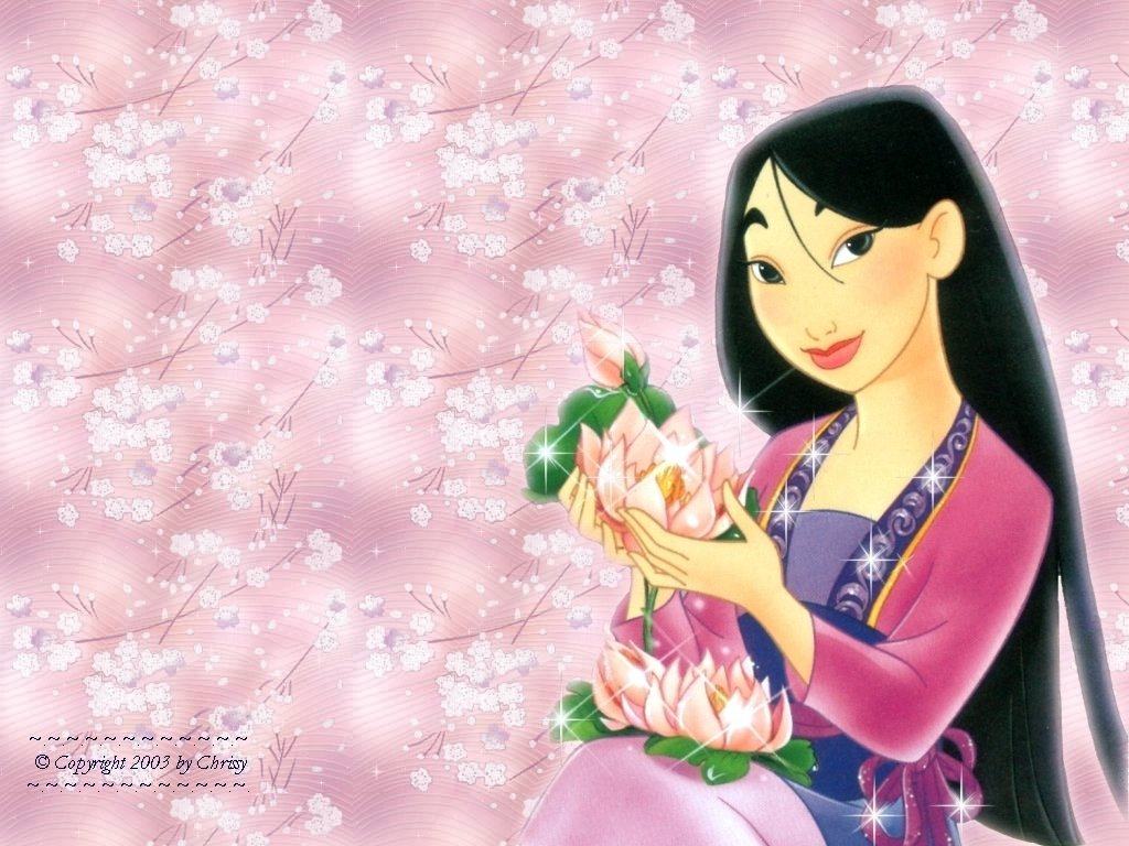 Mulan   Disney Princess Mulan Wallpaper 33894075 1024x768