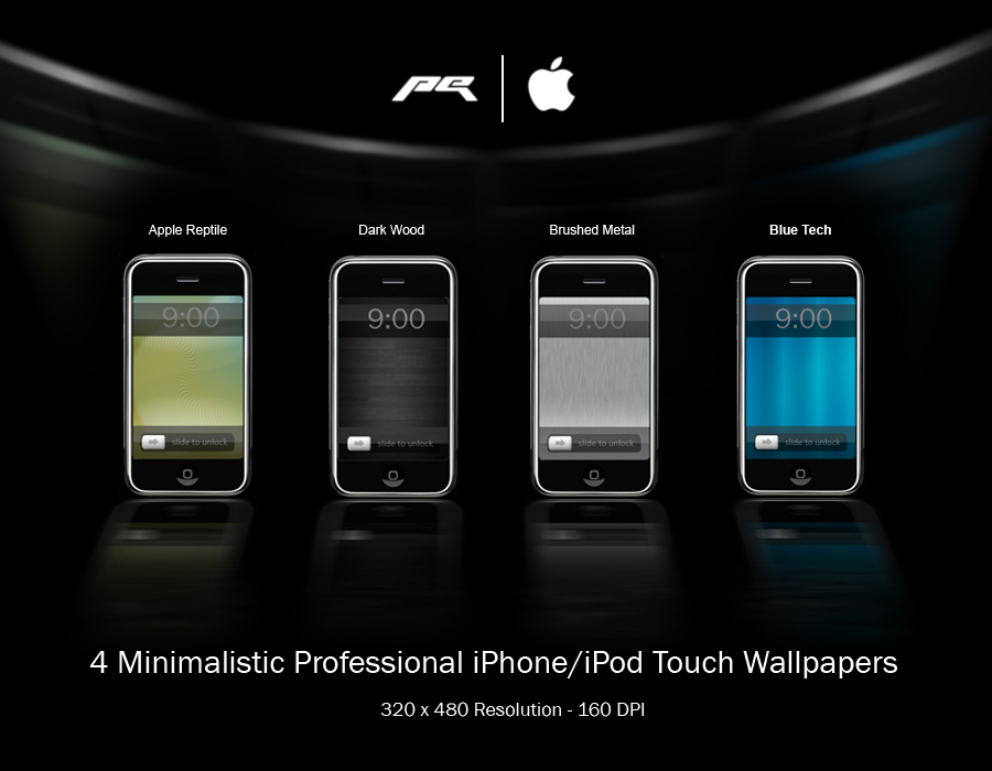 iPhone   iPod Touch Wallpapers by PixelRave 900x700