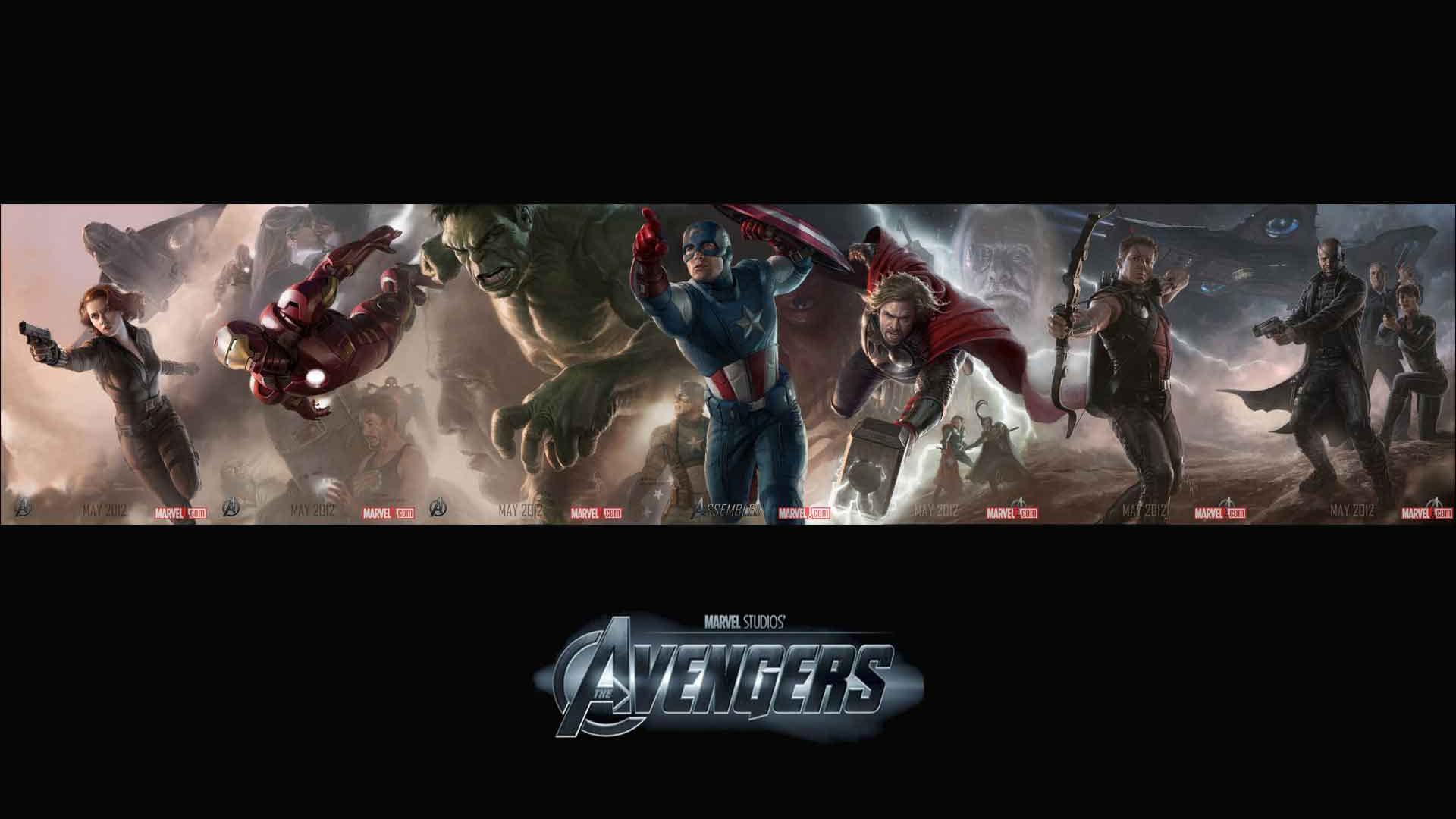 avengers desktop wallpaper wallpapers 1920x1080 1920x1080