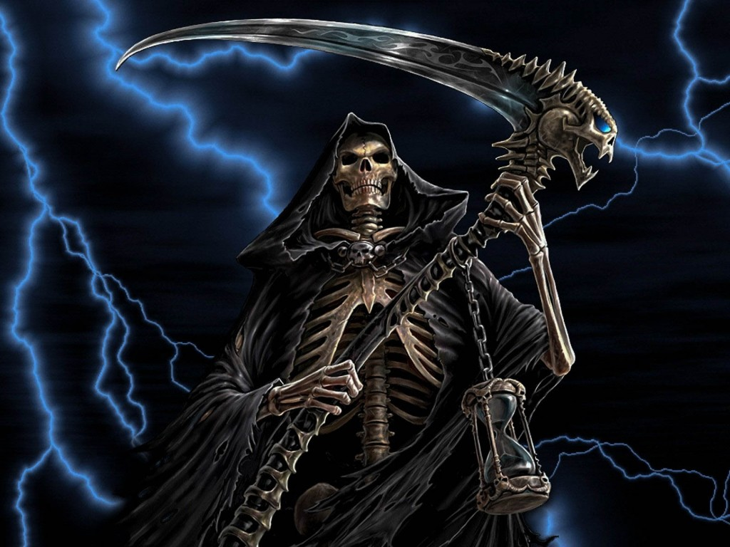 Grim Reaper Amazing Wallpapers Images HD Pictures High 1024x768