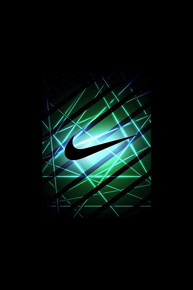 nike wallpaper nike abstract iphone Nike Wallpaper Iphone 5 Blue 640x960