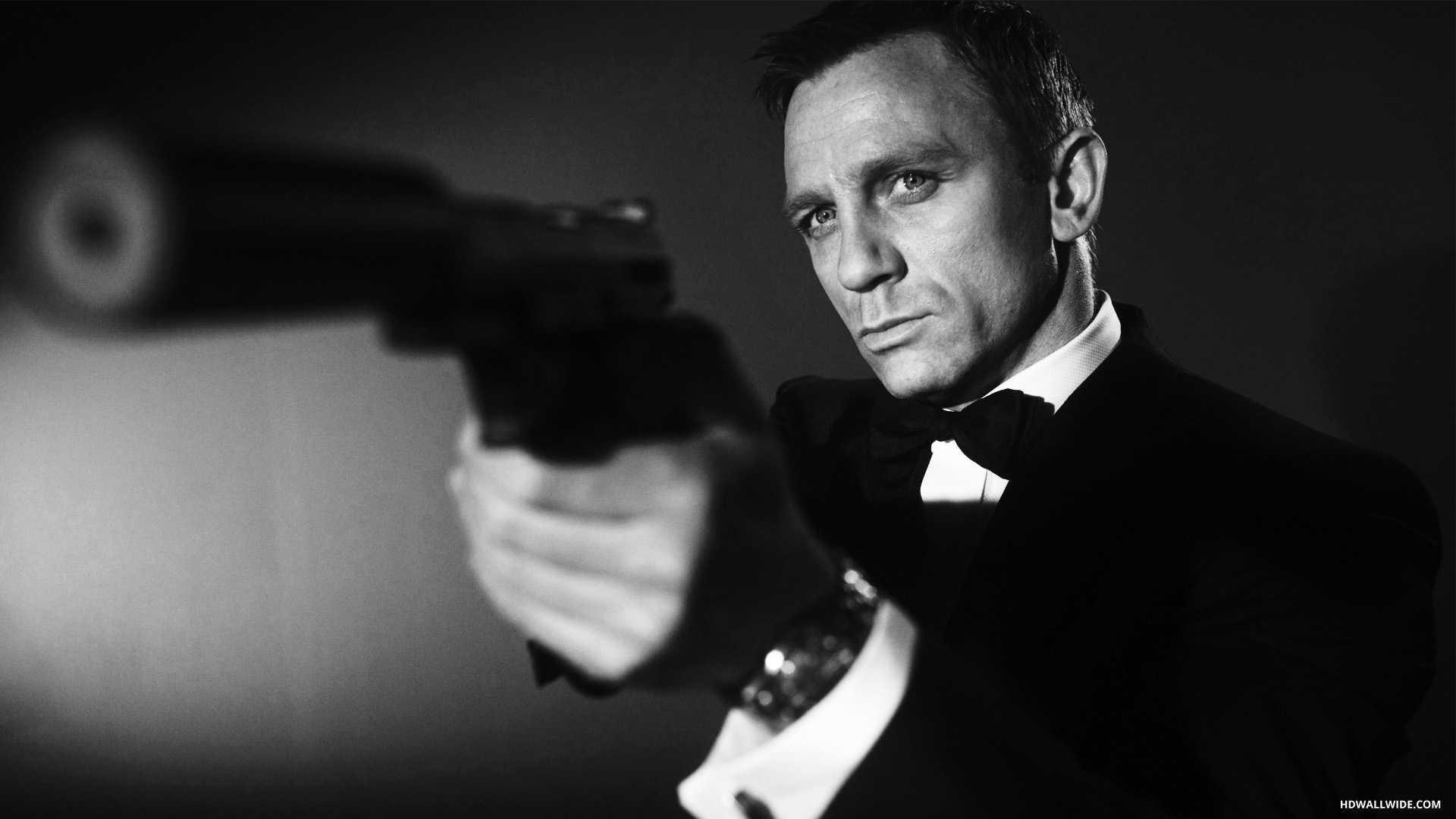 Wallpaper Daniel Craig James Bond HD Wallpaper 1080p Upload at 1920x1080