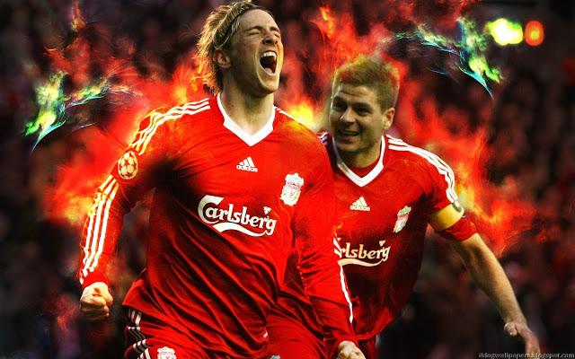 Fernando Torres Liverpool Wallpaper HD Download Wallpaper 640x400