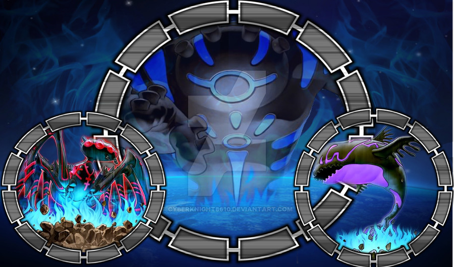 Yugioh Earthbound Immortal Playmat by cyberknight8610 900x529