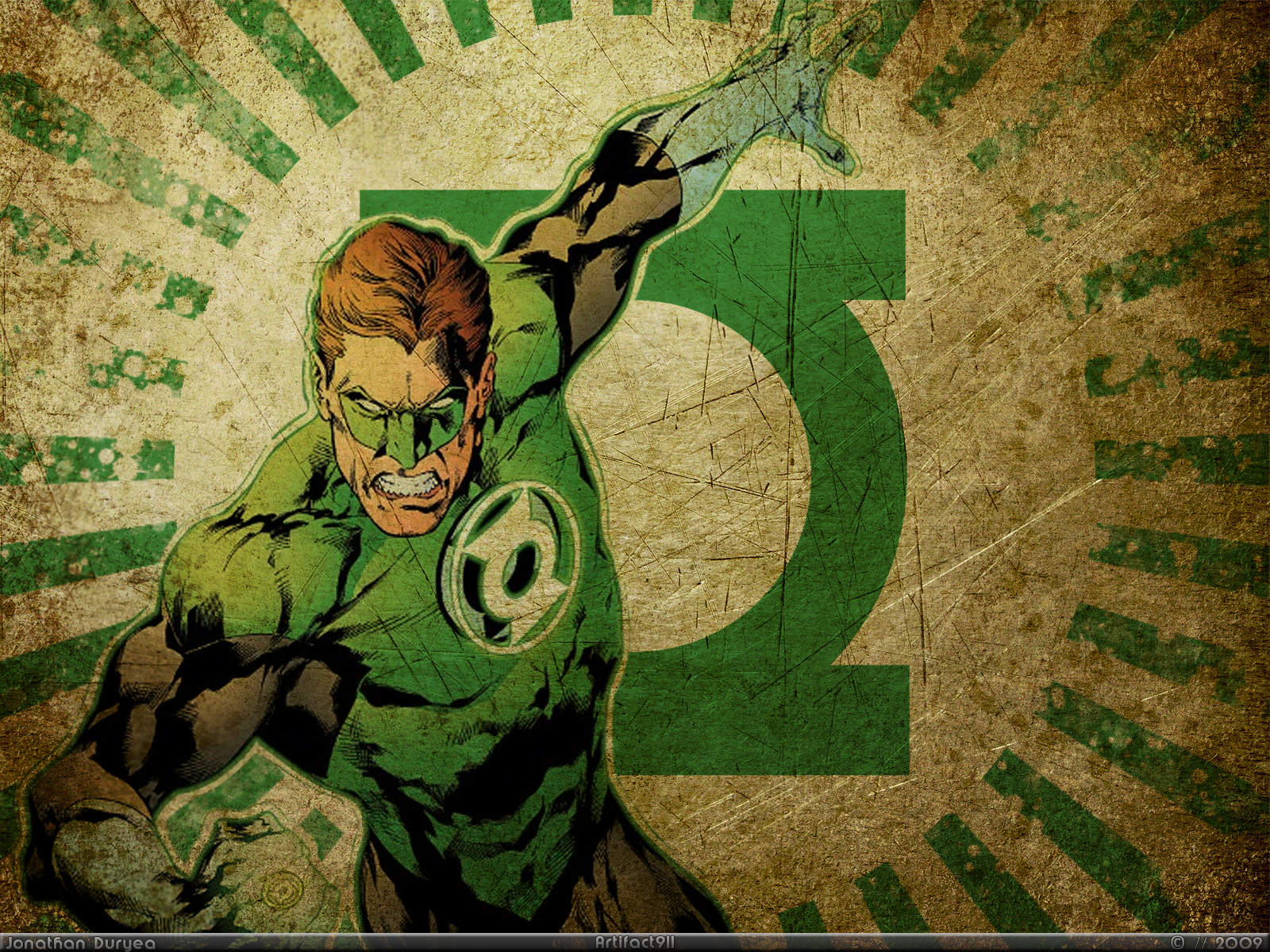 Comics   Green Lantern Wallpaper 1600x1200