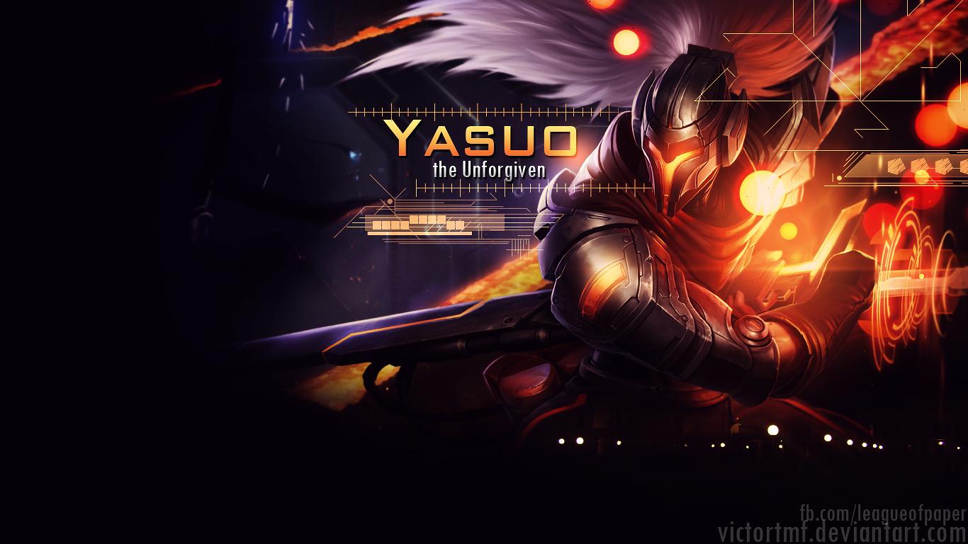 Project Yasuo Wallpaper ⋆ eFondos.com