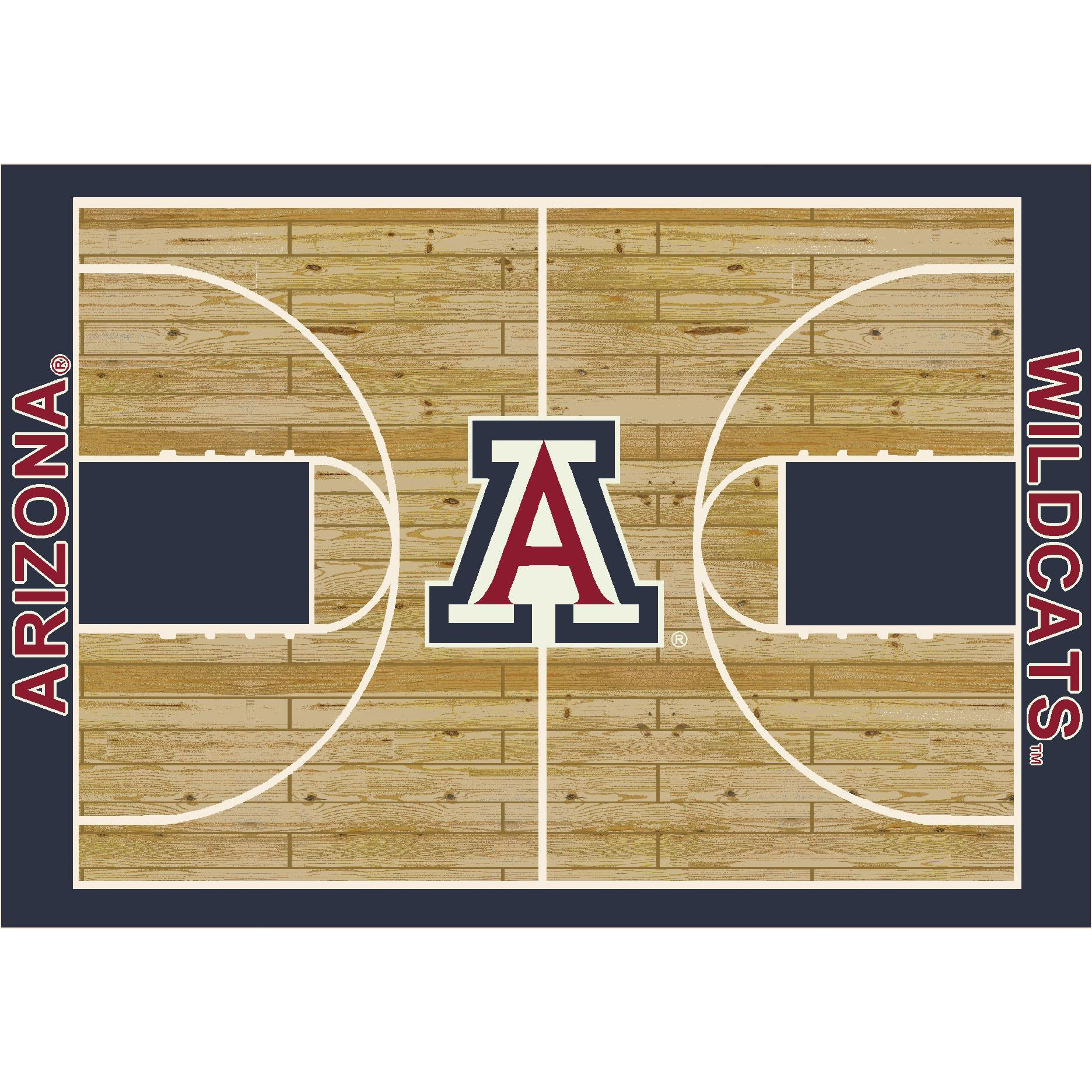 Viewing Gallery For   Arizona Wildcats Basketball Logo 1872x1872