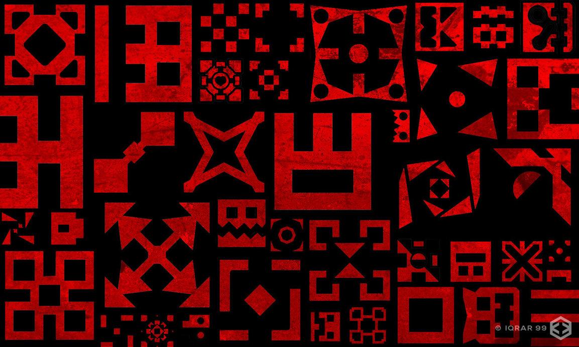 Geometry Dash Wallpaper 7 by Iqrar99 1153x692