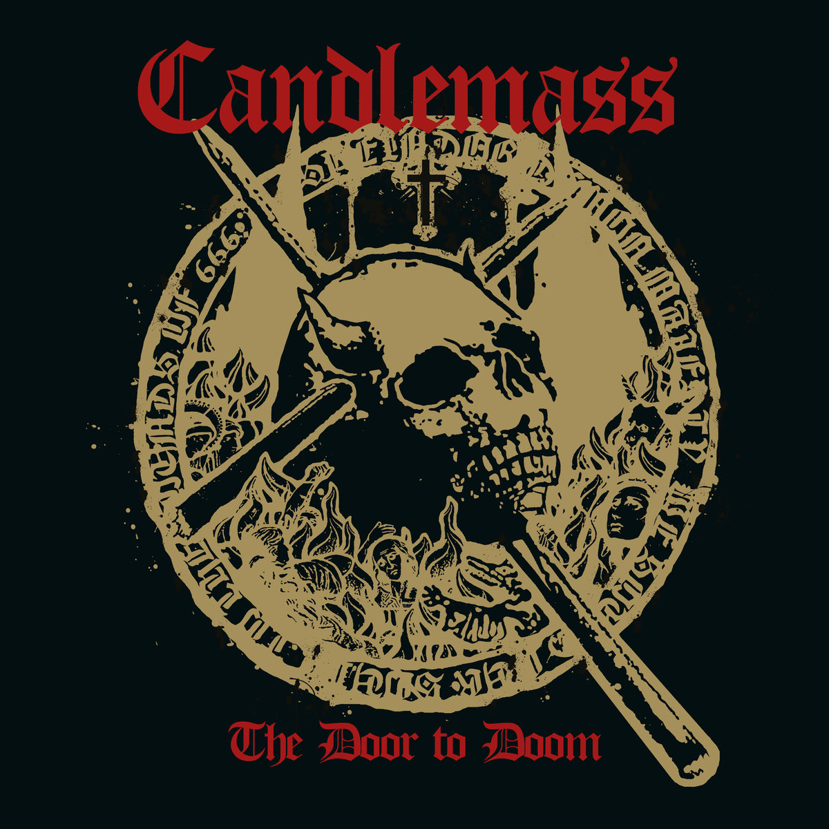 The Door To Doom CANDLEMASS 1200x1200