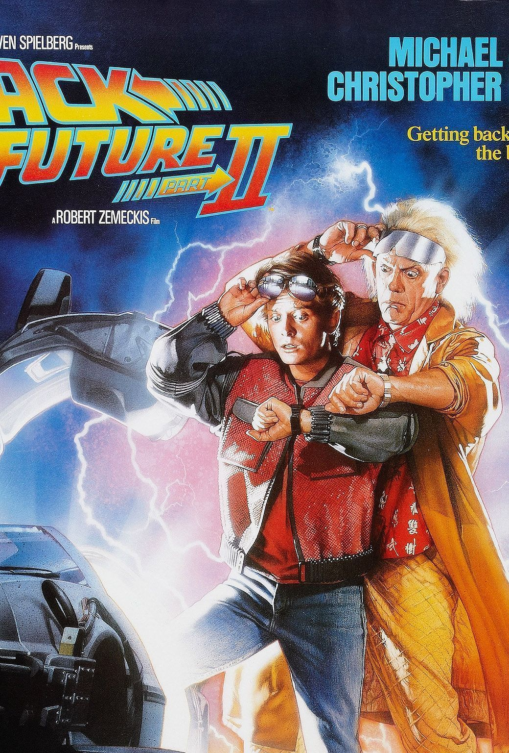Back To The Future iPhone Wallpapers Group 66 1040x1536