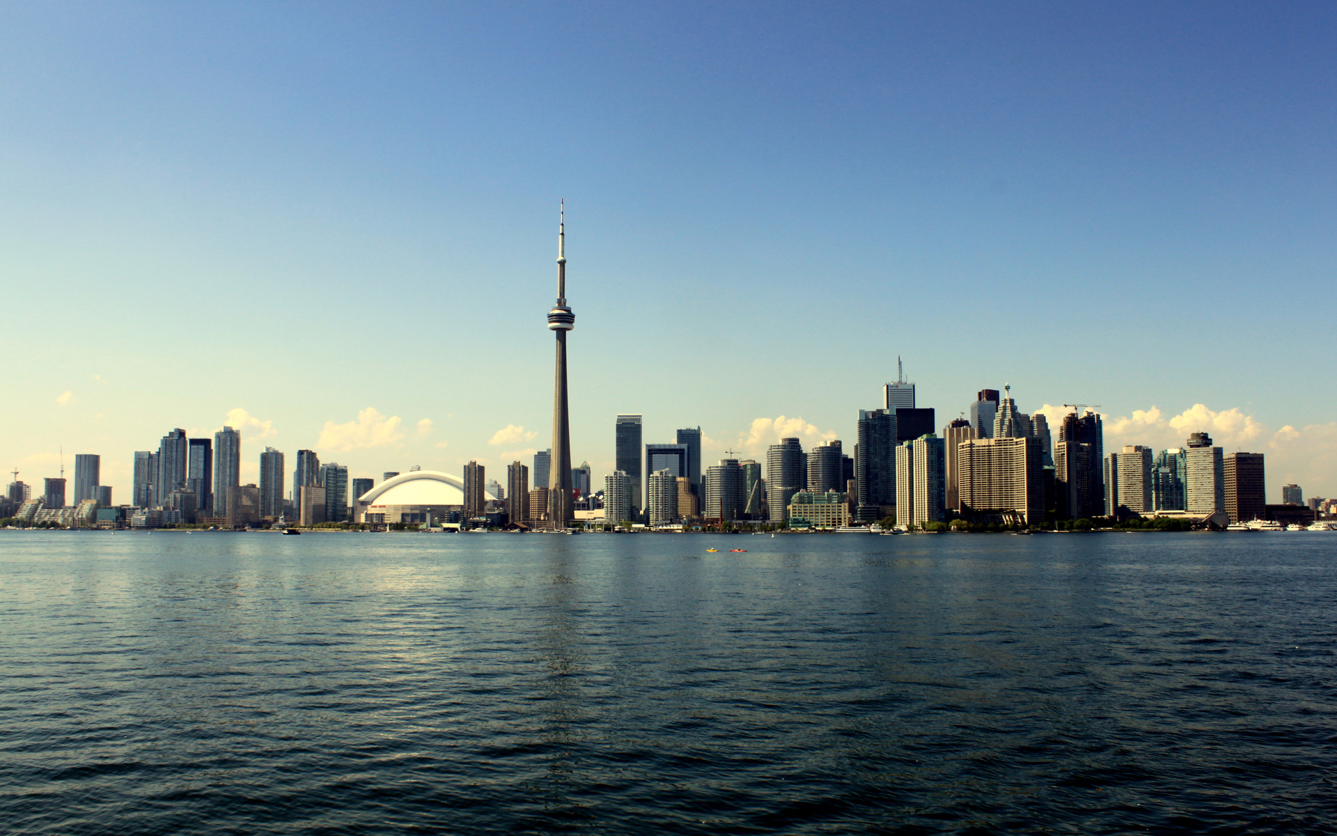 Toronto HD wallpapers 1920x1200