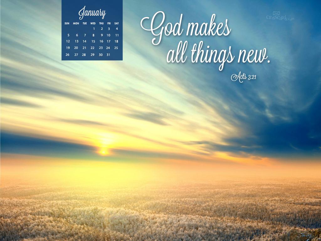 Jan 2014 Acts 321 Desktop Calendar Monthly Calendars 1024x768