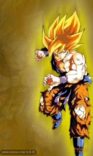Dragon Ball live wallpaper App for Android by comic wallpaper 307x512