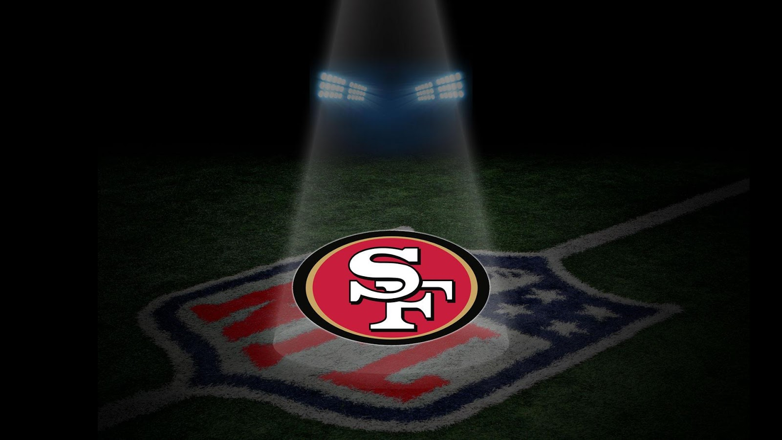 San Francisco 49ers Wallpaper   screenshot 1600x900