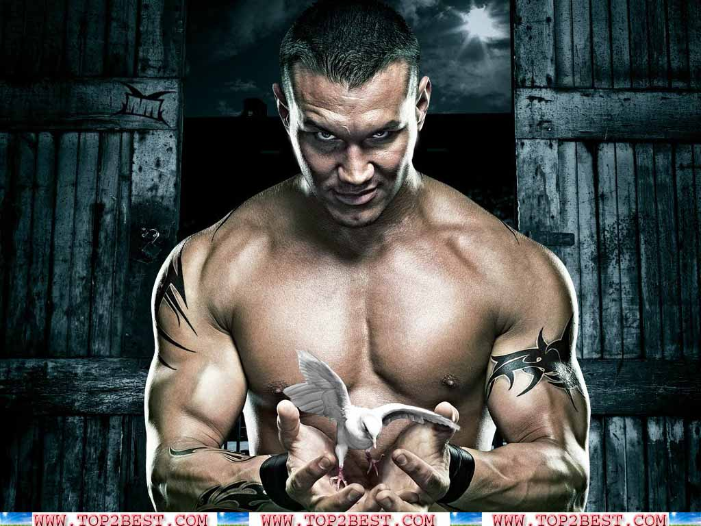 Randy Orton Strike First Wallpaper He always strike first 1024x768
