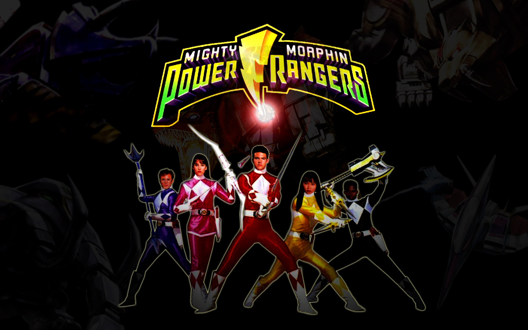 Power Rangers Wallpaper For Bedroom Power Rangers Jungle Fury Wallpaper Wallpapersafari