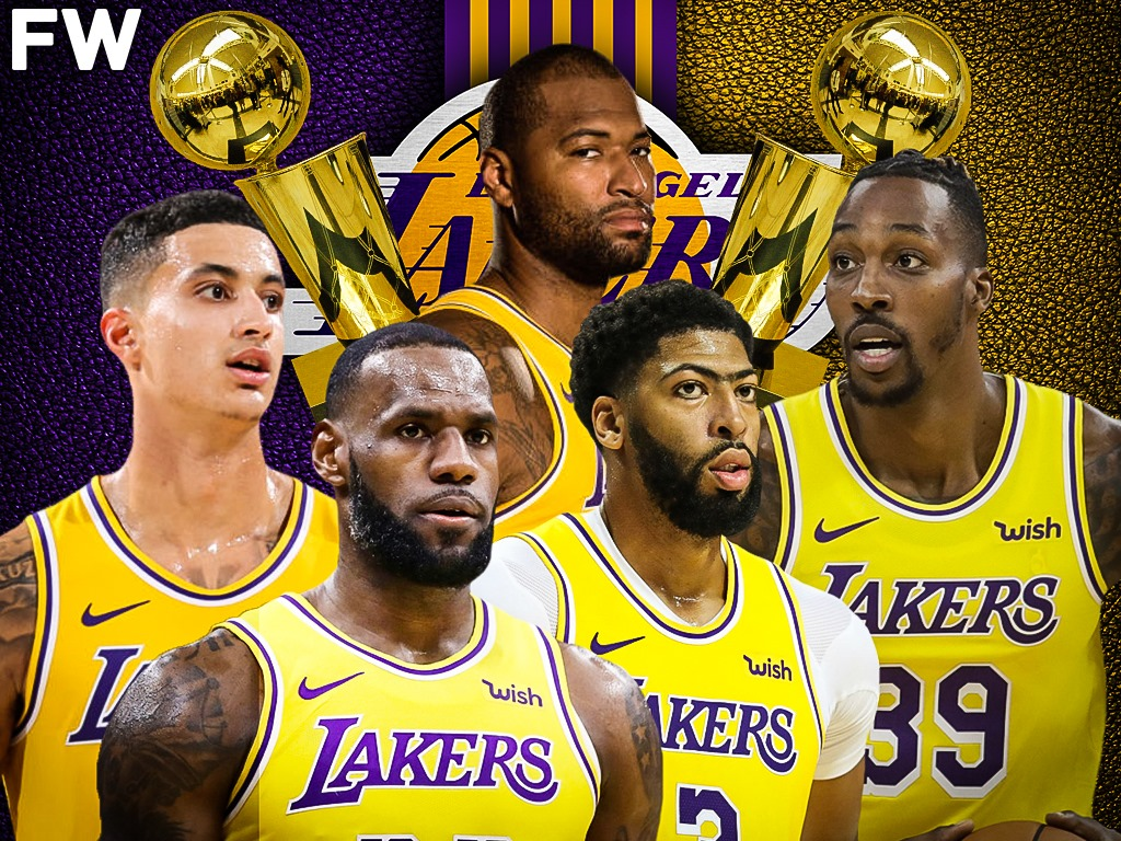 How The Los Angeles Lakers Can Win The 2020 NBA Championship 1024x768