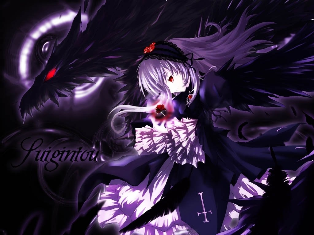 46 dark anime wallpaper hd on wallpapersafari - Wallpaper dark anime ...