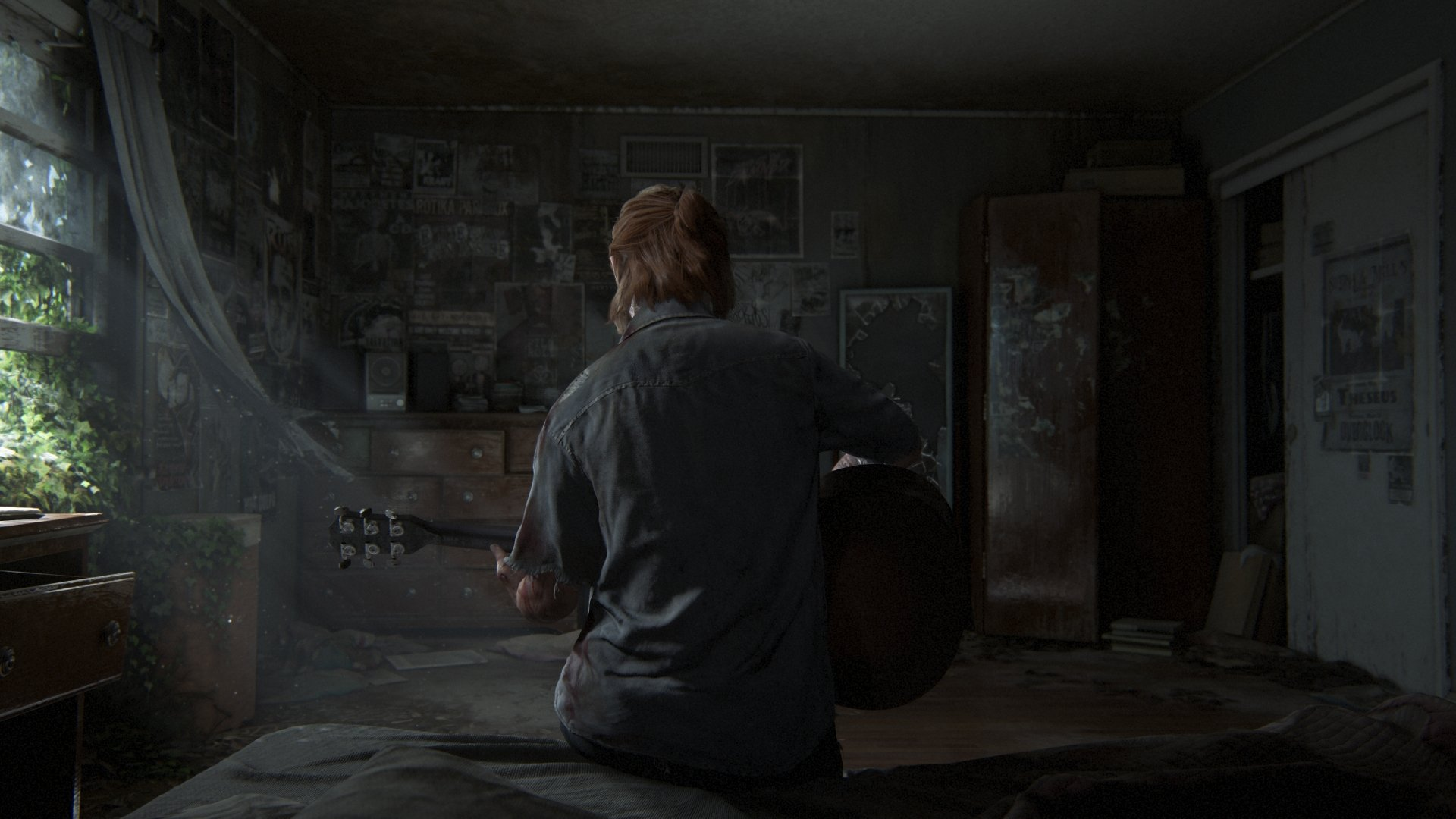 62 The Last of Us Part II HD Wallpapers Background Images 1920x1080