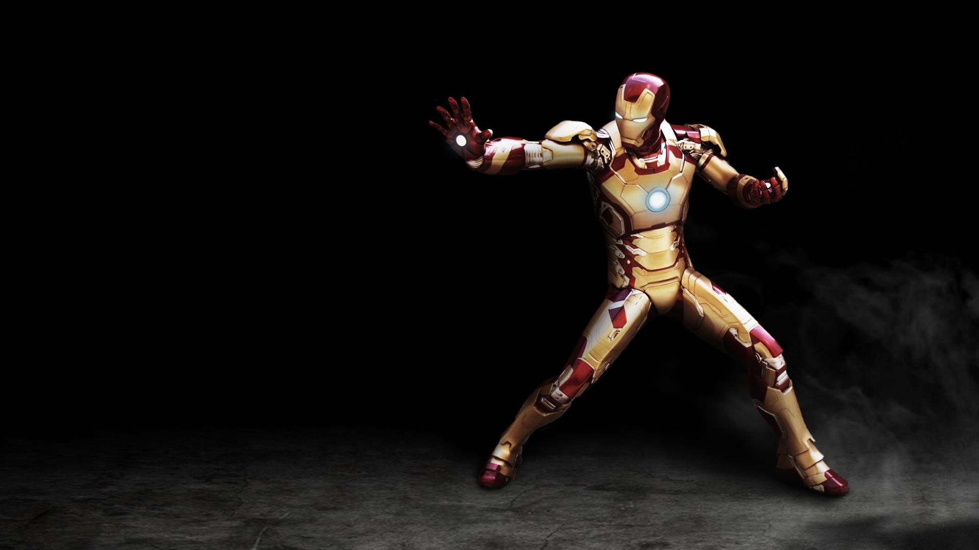 Cool Iron Man Wallpaper Best 7698 Wallpaper High Resolution 1920x1080