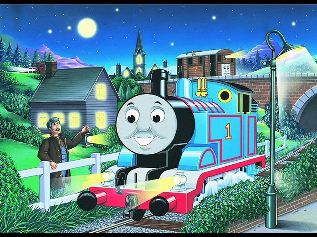 Thomas and Friends Wallpapers 1024x768