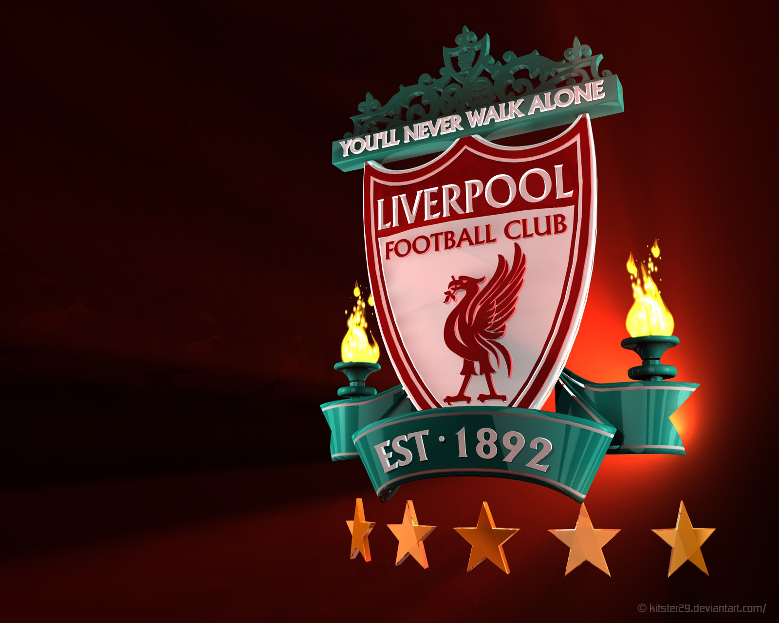 Background of the day Liverpool Liverpool wallpapers 1600x1280