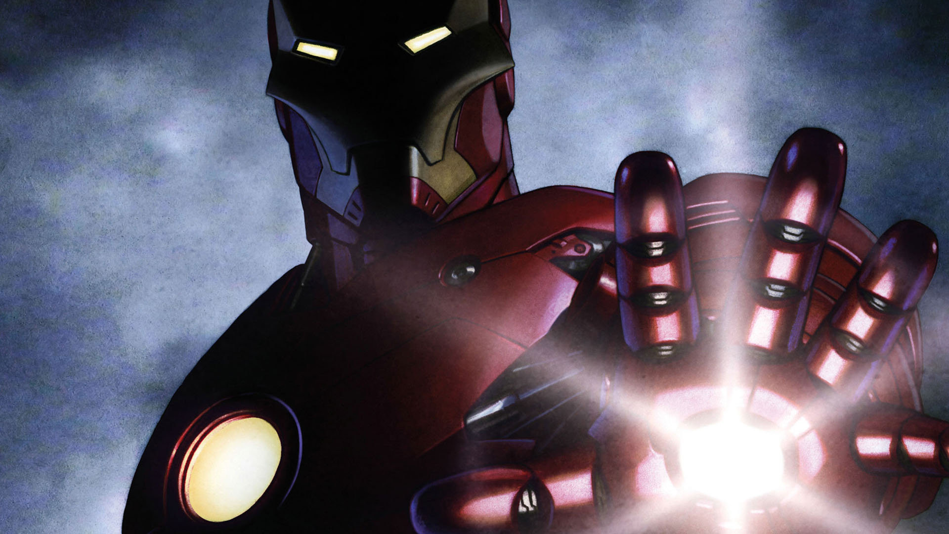 Iron Man Comic Hero Wallpapers Wallpapers HD 1920x1080