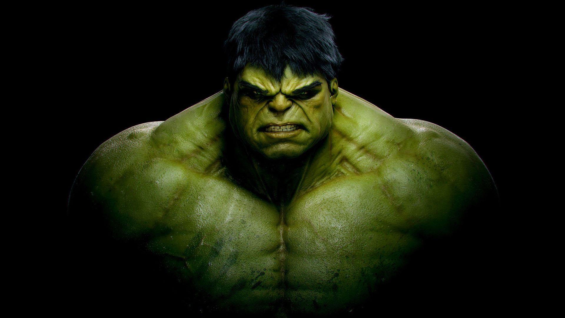 The incredible Hulk Wallpaper HD 1920 x 1080 1920x1080