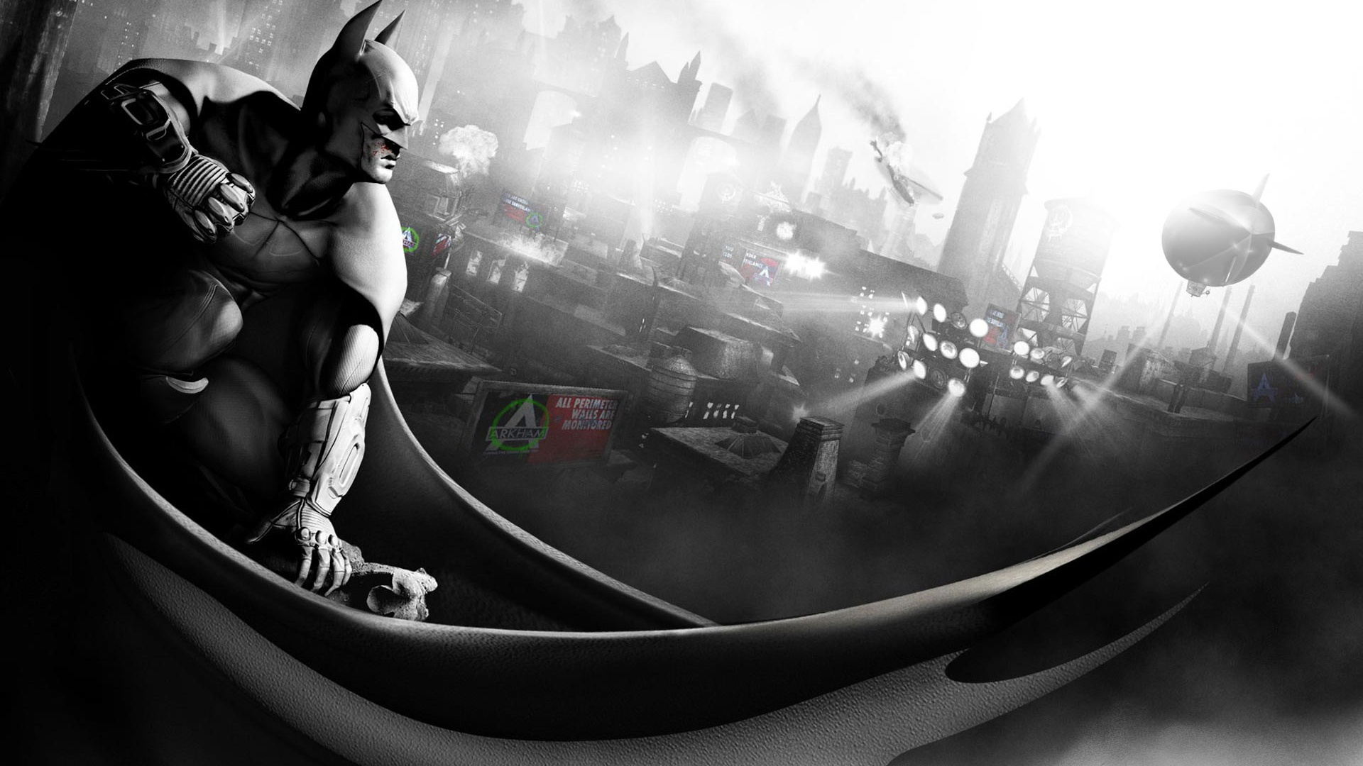 2011 Batman Arkham City Wallpapers HD Wallpapers 1920x1080