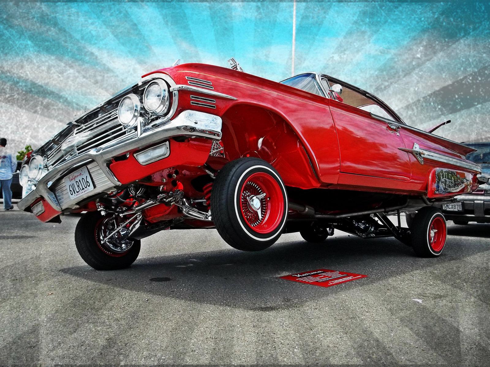 1964 Impala Lowrider Wallpaper Wallpapersafari