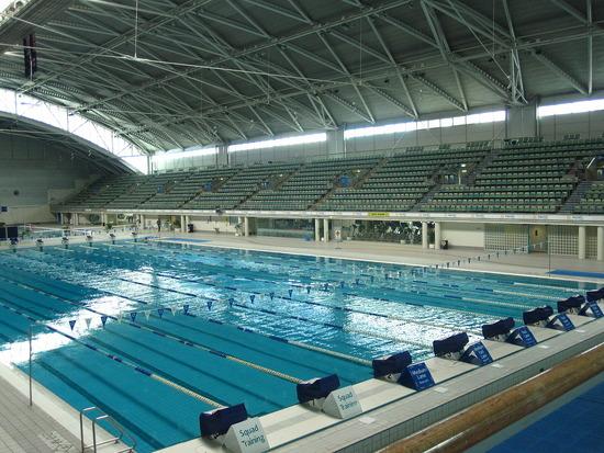 Olympic Swimming Pool 2012 olympic swimming pool wallpaper - wallpapersafari
