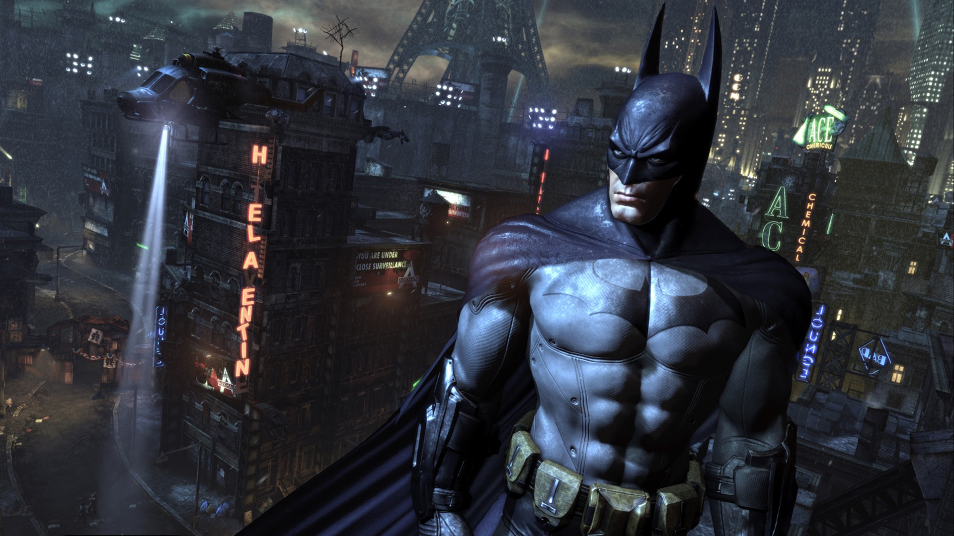 Batman Arkham City HD Wallpapers   HQ Wallpapers   HQ Wallpapers 1920x1080