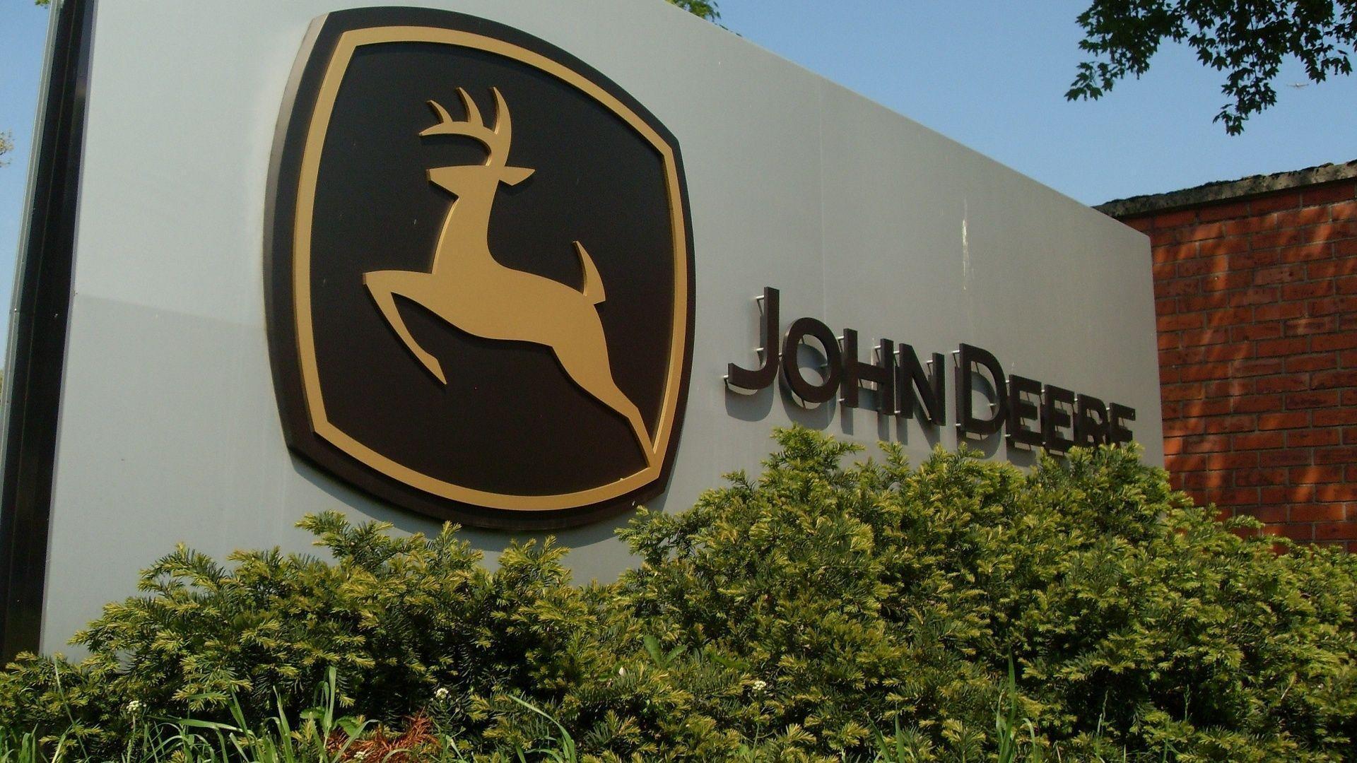 John Deere Logo Wallpapers 2017 1920x1080