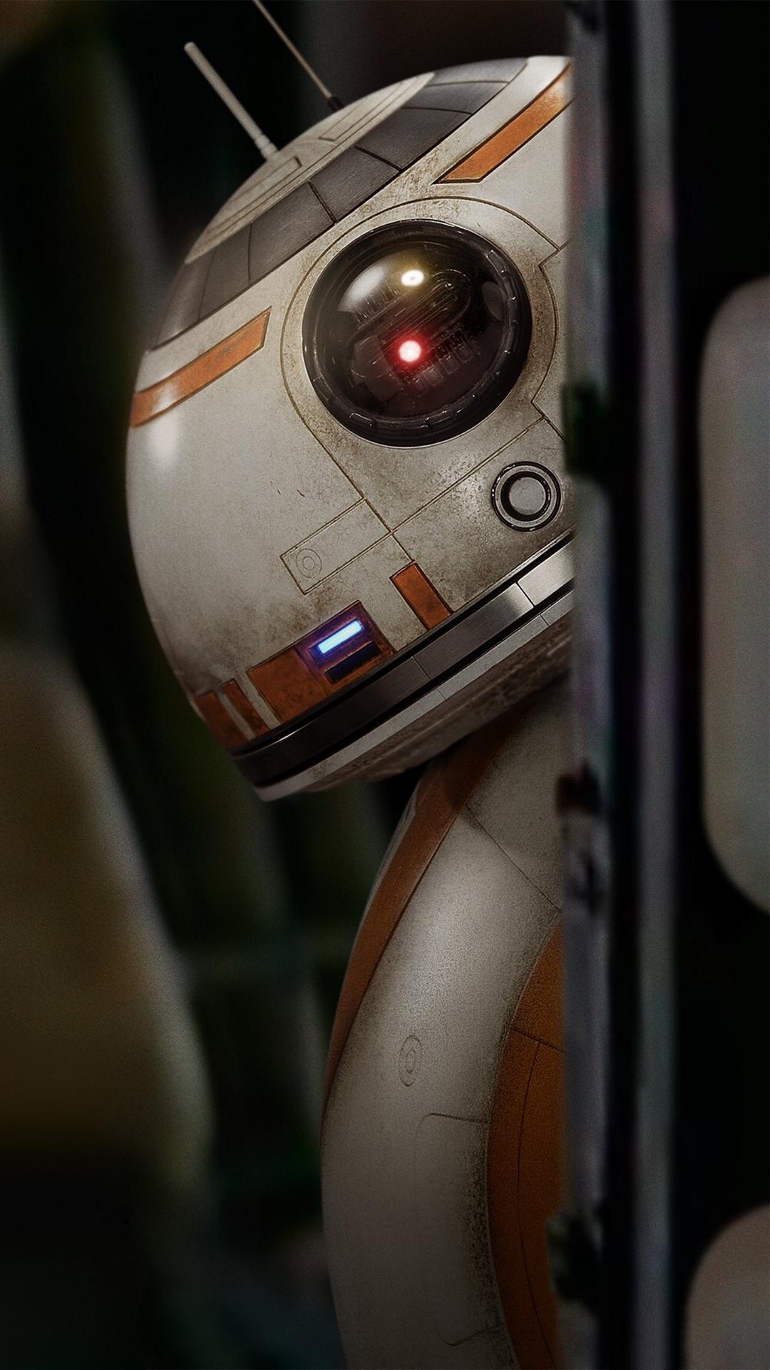 No dudes en decirnos cul de estos wallpapers de Star Wars The Force 1080x1920