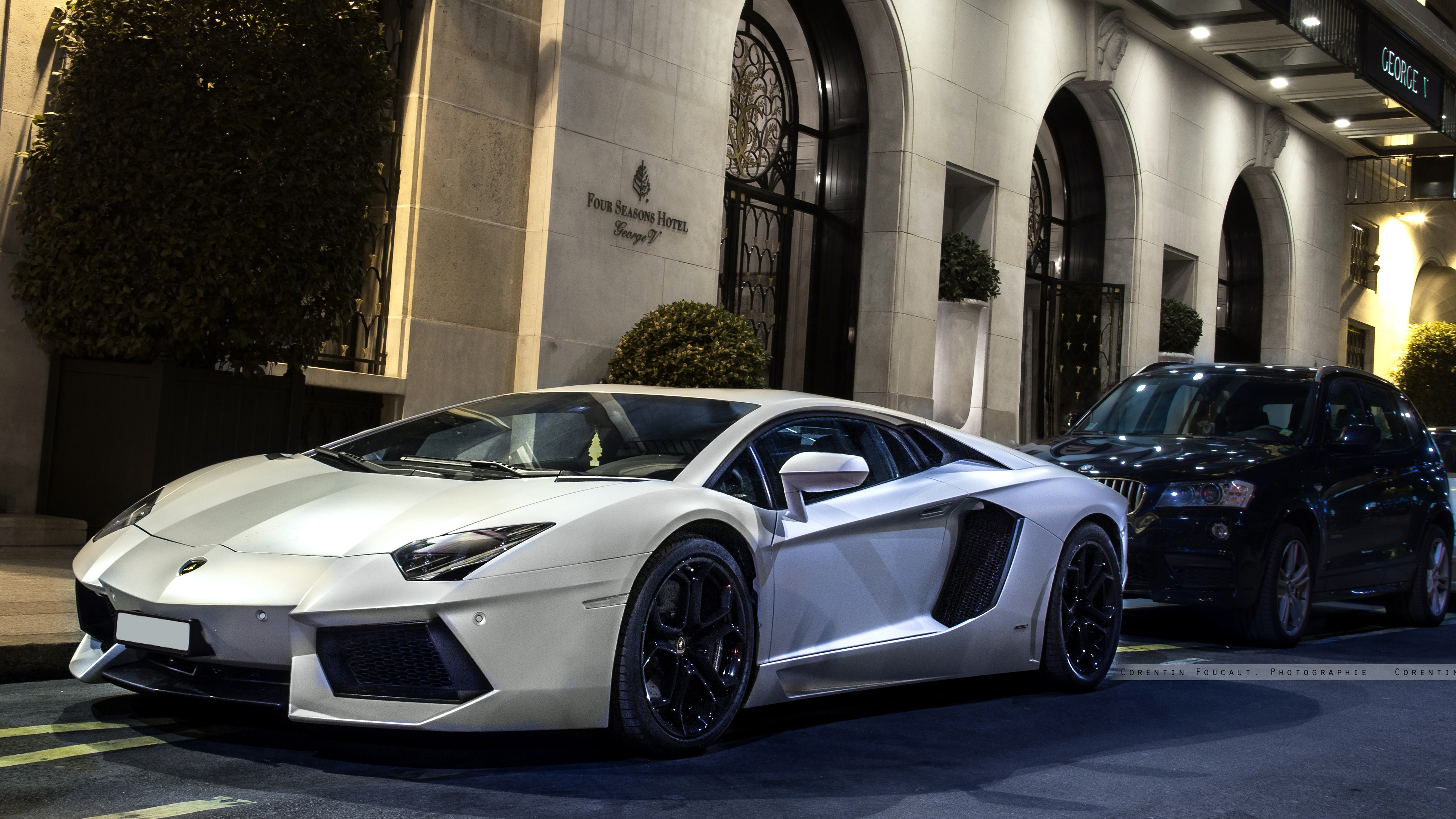 lamborghini aventador hd wallpapers backgrounds 4096x2304