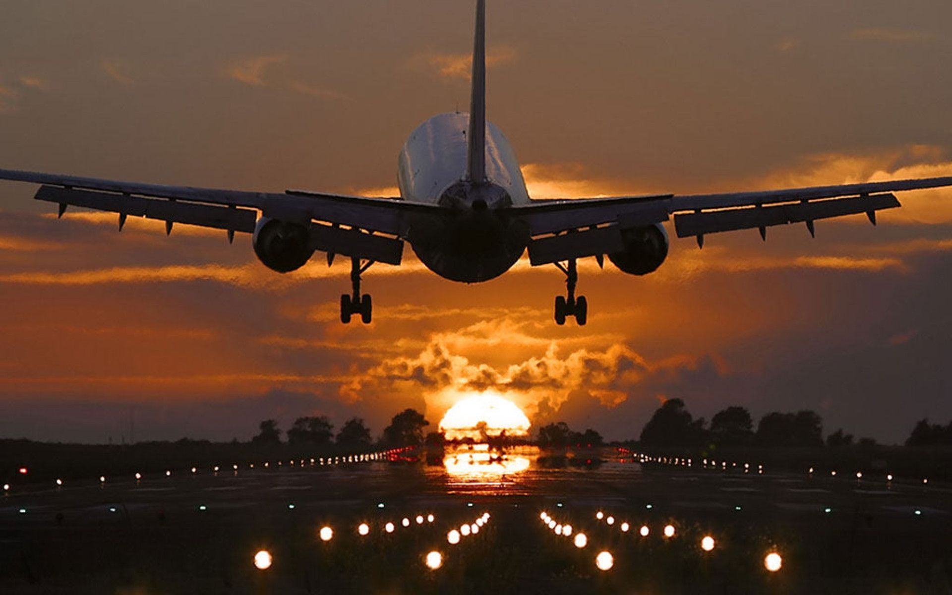 Aircraft Wallpapers HD Plane photography Airplane landing Aircraft 1920x1200