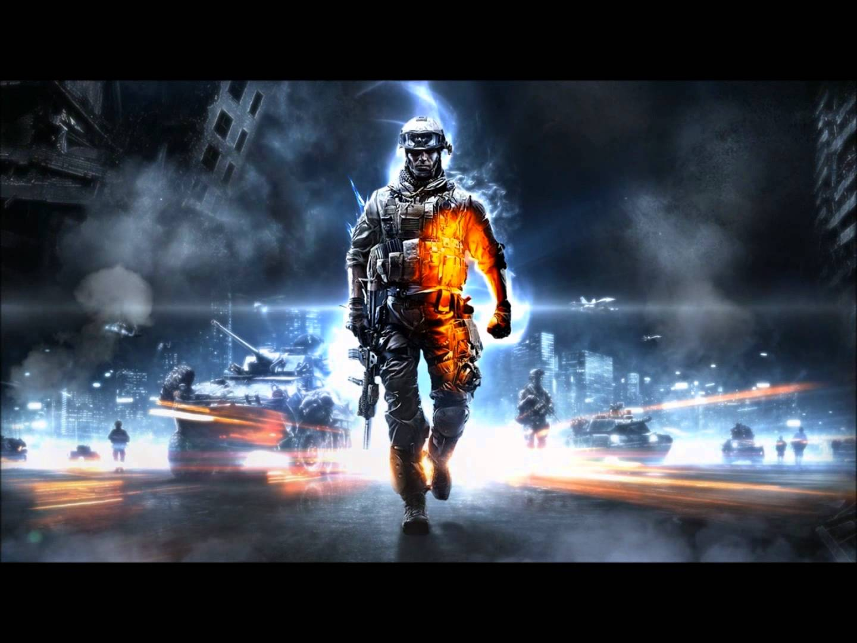 Battlefield 3 Dynamic wallpaper HD 1080p 1440x1080