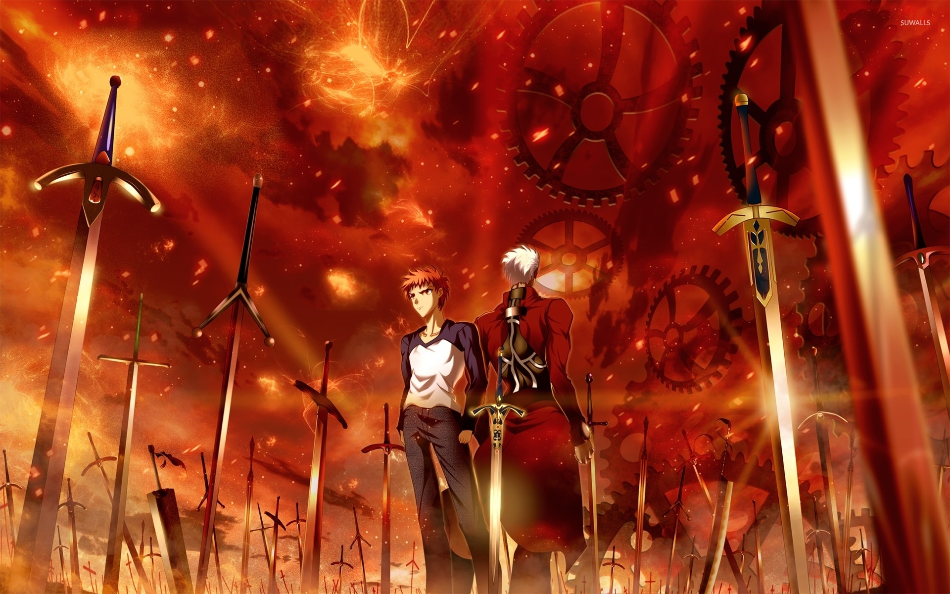 Free Download Fatestay Night 4 Wallpaper Anime Wallpapers 42797