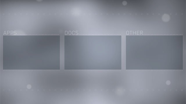 Weekly Wallpaper Keep Your Desktop Tidy With Built in Organisation 640x360