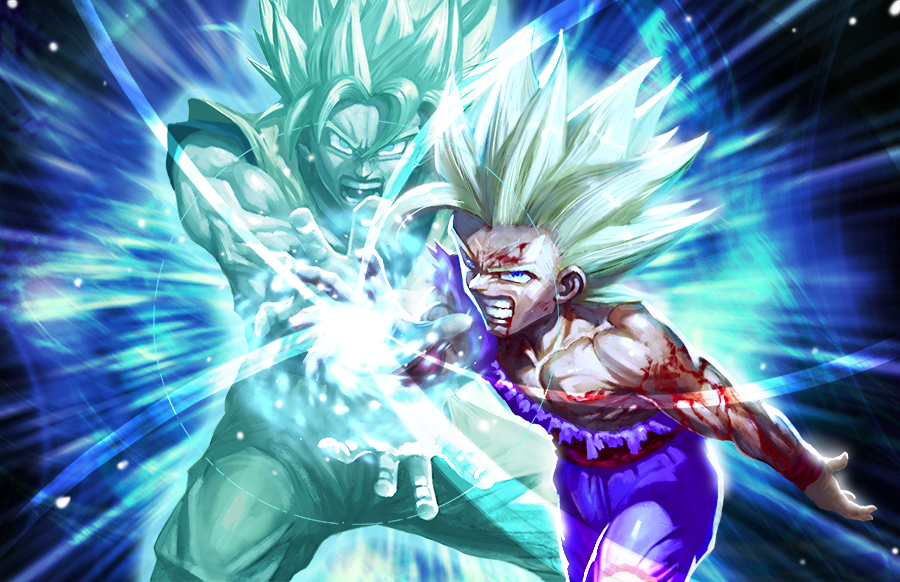 Back Gallery For Dragon Ball Z Wallpaper Father Son Kamehameha 900x582