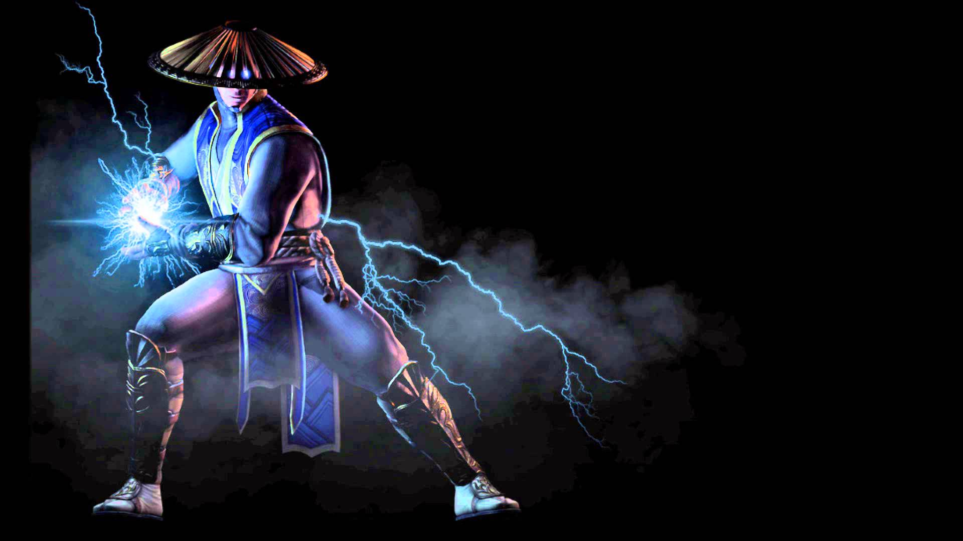 dark raiden mortal kombat wallpaper - crazywidow