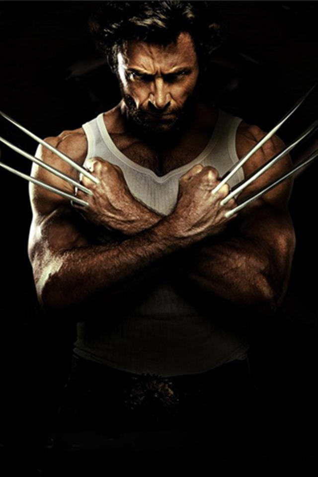 men Origins and Wolverine 2 iPhone Wallpapers iPhone 5s4s3G 640x960