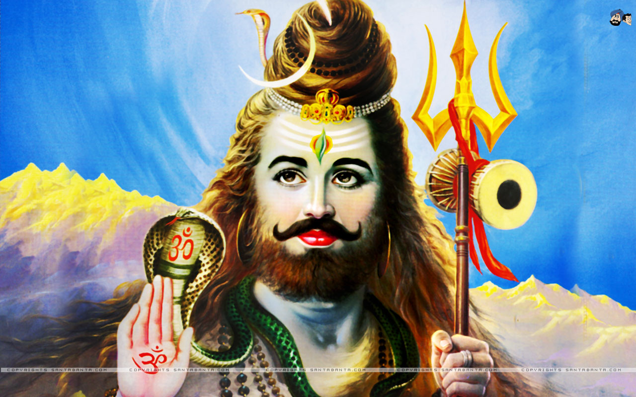 hd shiva wallpapers hd wallpaperlord shiva wallpaper of lord shiva 1280x800