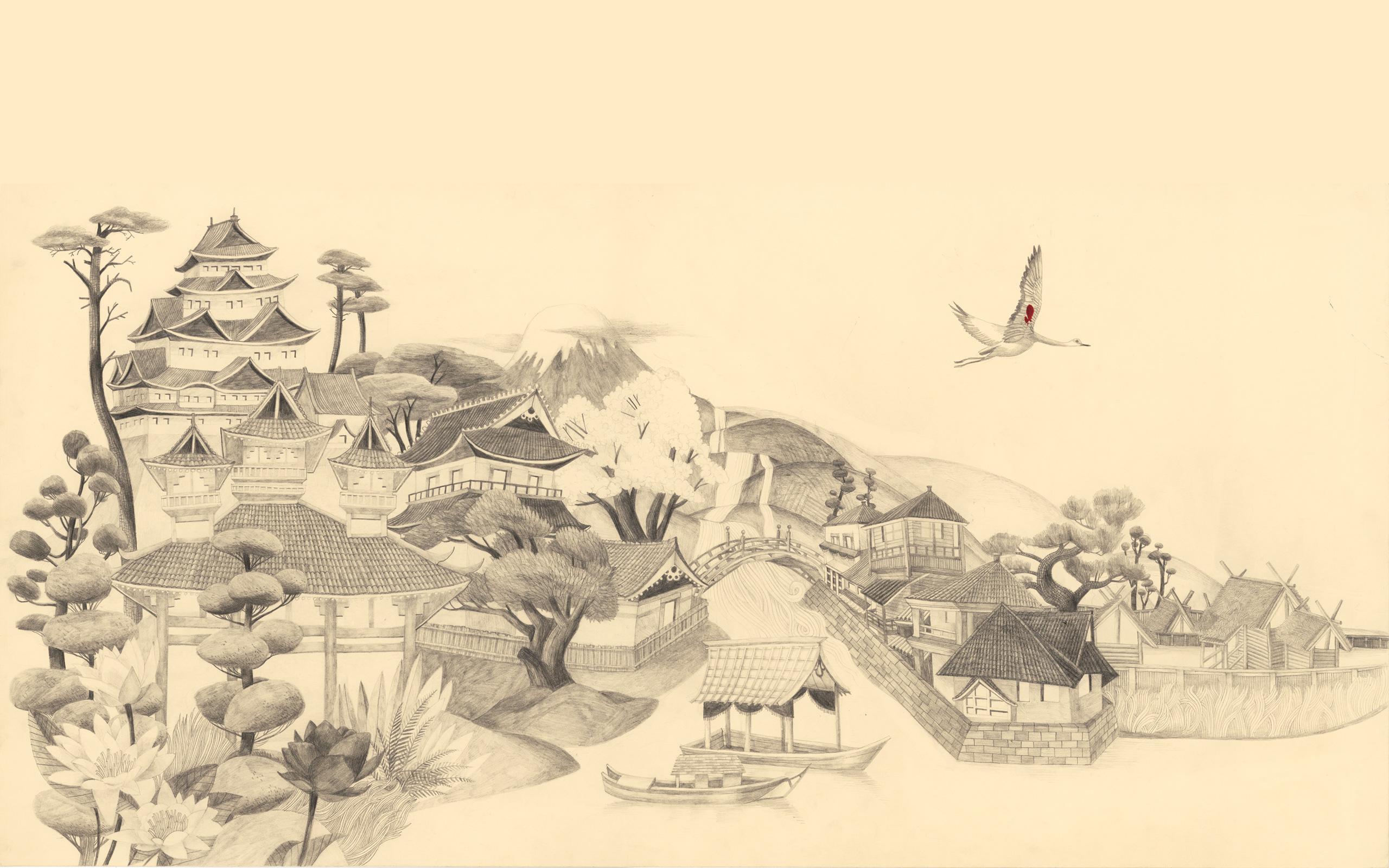 sketch wallpaper hd 1080p - photo #49