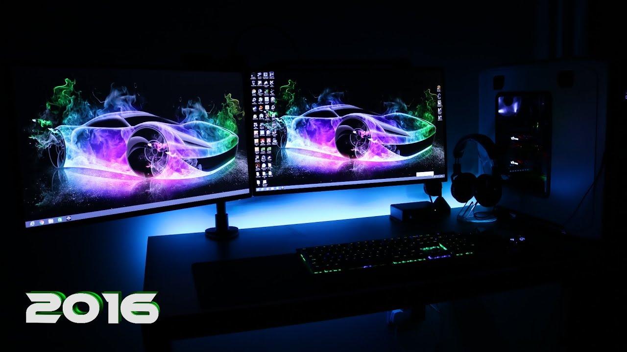 Gaming Setup Wallpaper 3L66A4L   Picseriocom 1280x720