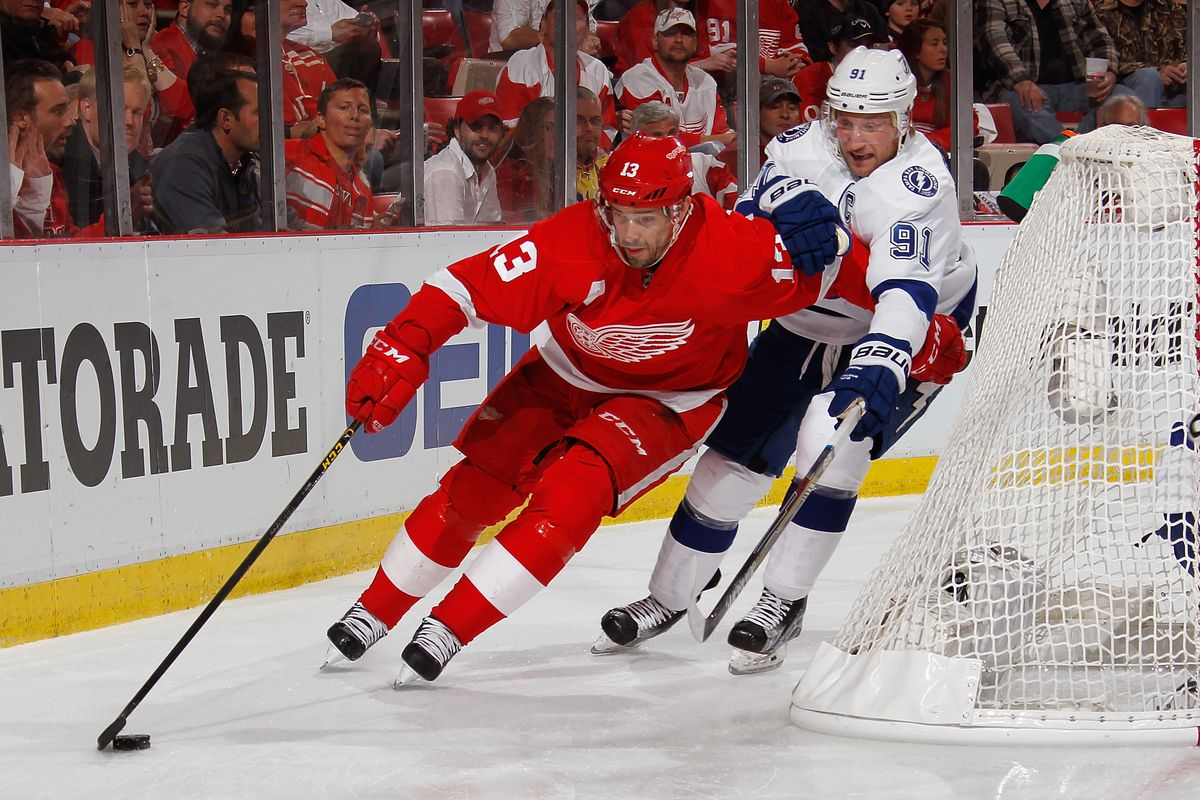Quick Hits Pavel Datsyuk Expected To Miss Start of Season Red 1200x800