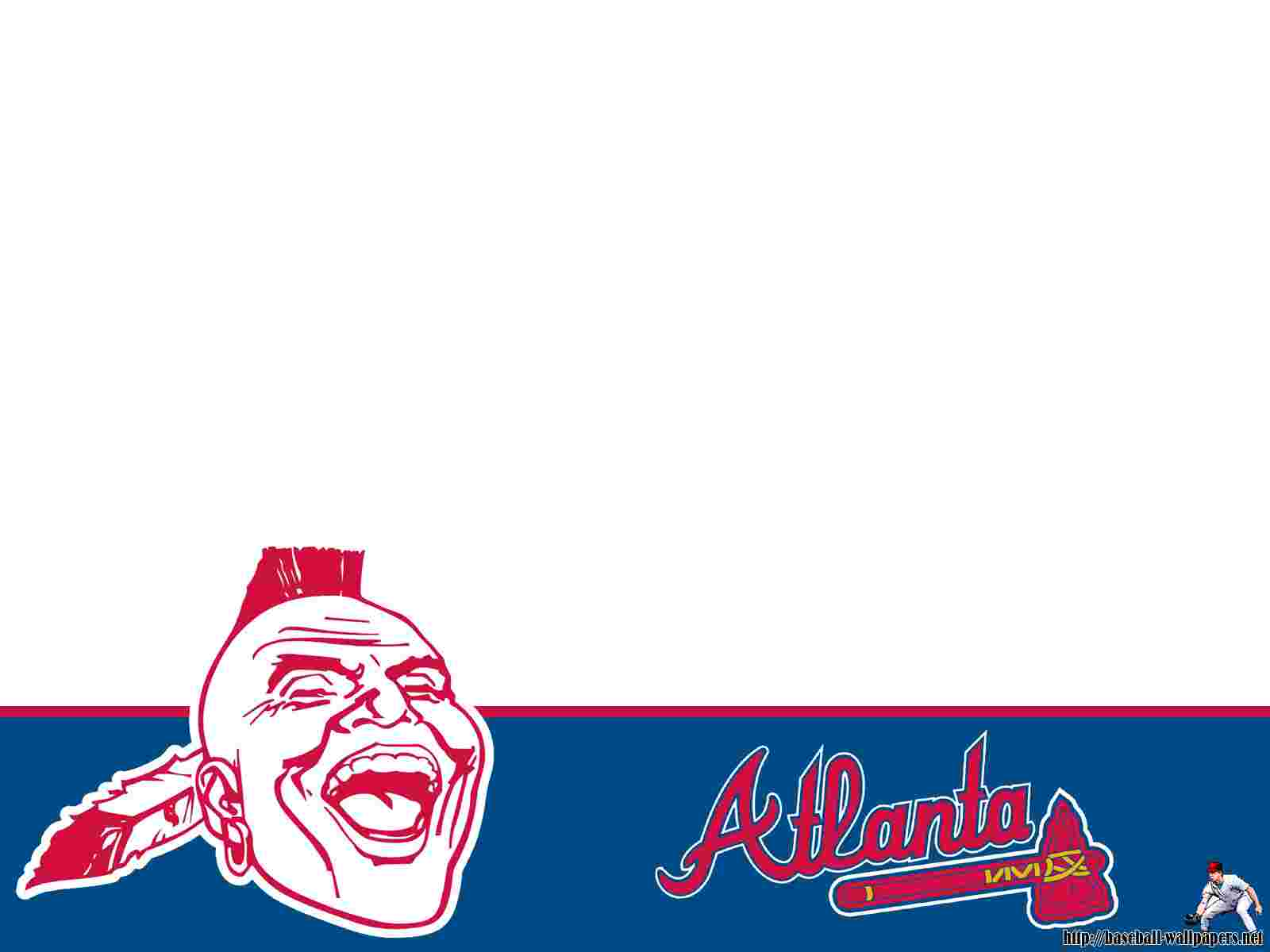 atlanta braves logo wallpaper   Baseball   Sport   Wallpaper 1600x1200